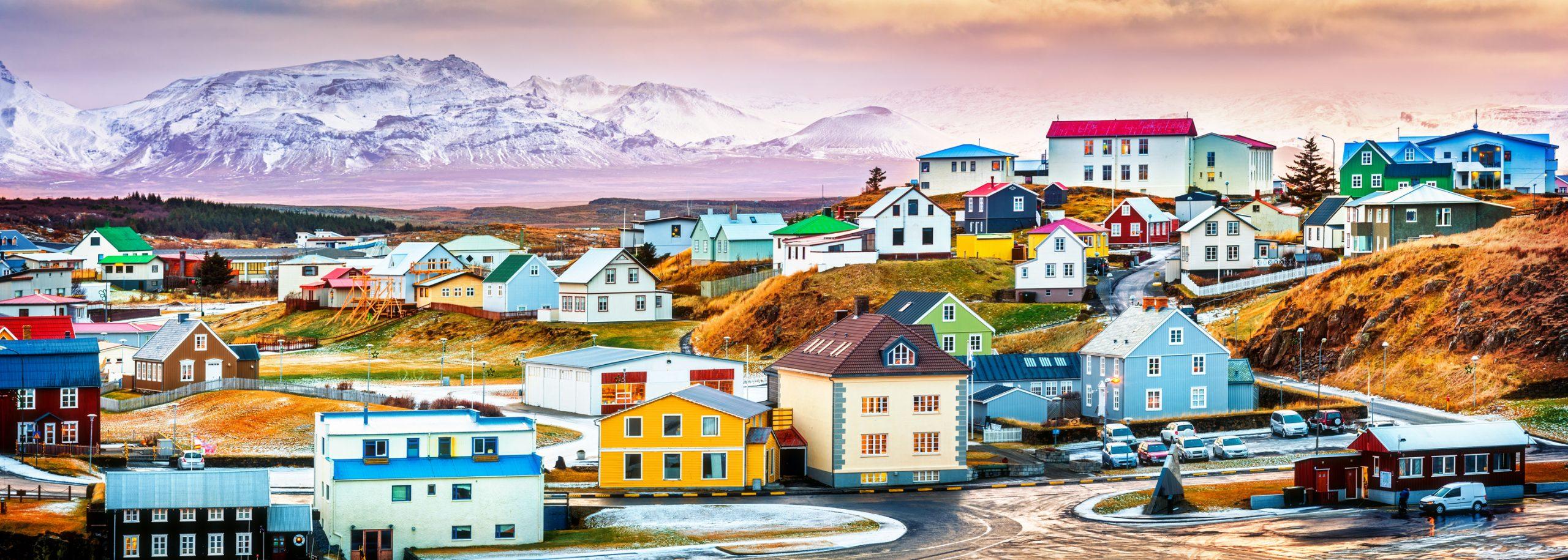 Utforsk Island med leiebil